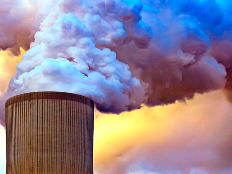 """El ritmo de emisión de carbono es """"sin precedentes"""" en los últimos 66 millones de años"""