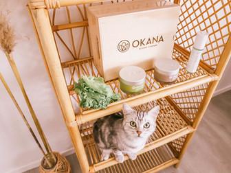 Sustainable Skin With Okana