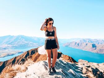 Hiking 20 NZ Summits In 2020