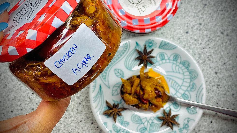 Chicken Achar 250 gm