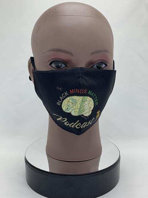 The Black Minds Matter Podcast - Face Mask