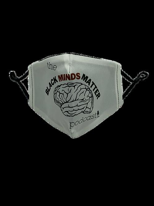 Black Minds Matter - Face Mask
