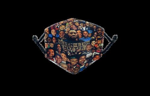 Black Lives Matter - Face Mask