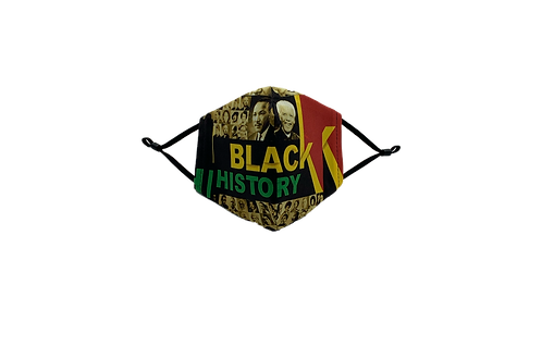 Black History - Face Mask