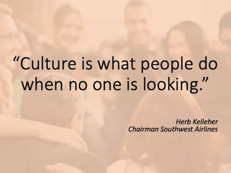 What's Wrong with Organisations' Cultures?