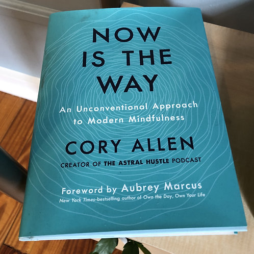 Now is the Way by Corey Allen