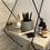 Thumbnail: Cord + Iron Candle- Peppermint & Eucalyptus
