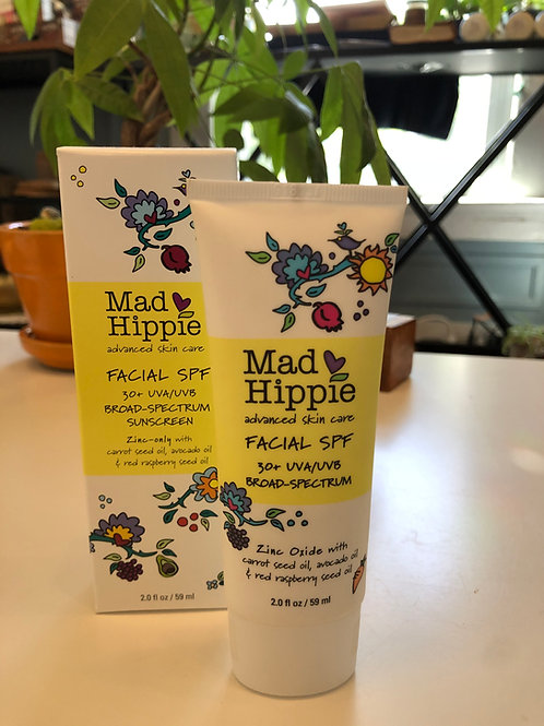 Mad Hippie Facial Sunscreen