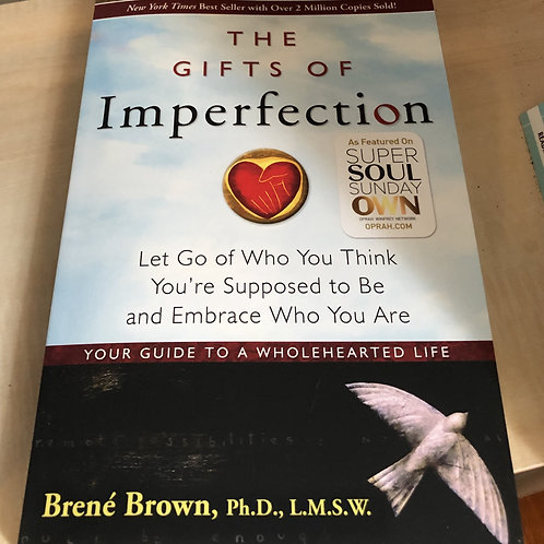 The Gift of Imperfection by Brené Brown