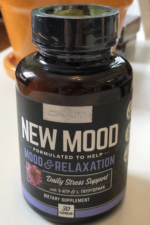 Onnit New Mood Capsules- 30 ct