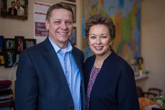 Ilya & Janet Bansteev