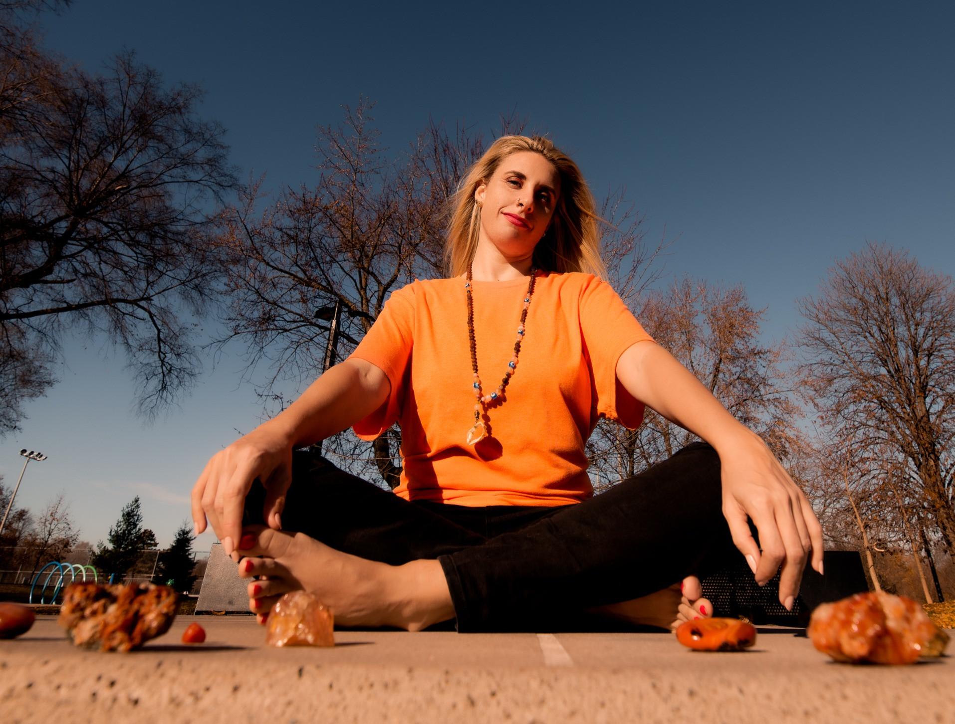 Virtual Private Meditation