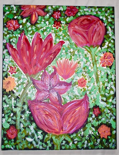 Flores del Bosque
