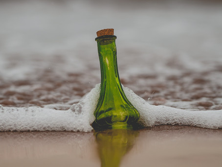 Message in a bottle moments