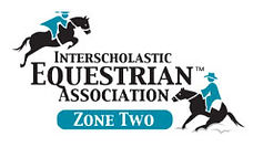Internscholastic Equestrian Association logo
