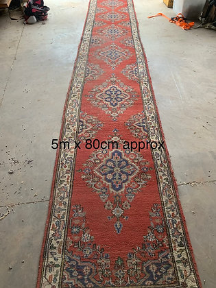 Persian Carpet Runner fancy