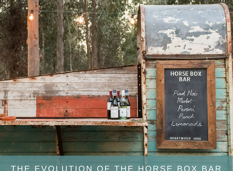 What to do with the  Horse Box Bar?