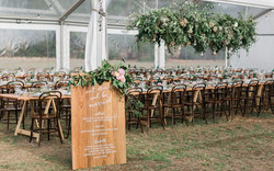 Timber Tables Hire