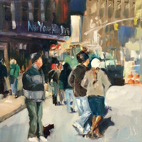 City Stroll- SOLD