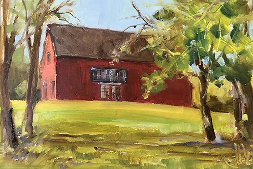 Afternoon At The Barn II