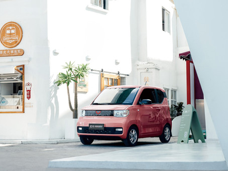 The minuscule EV taking over China
