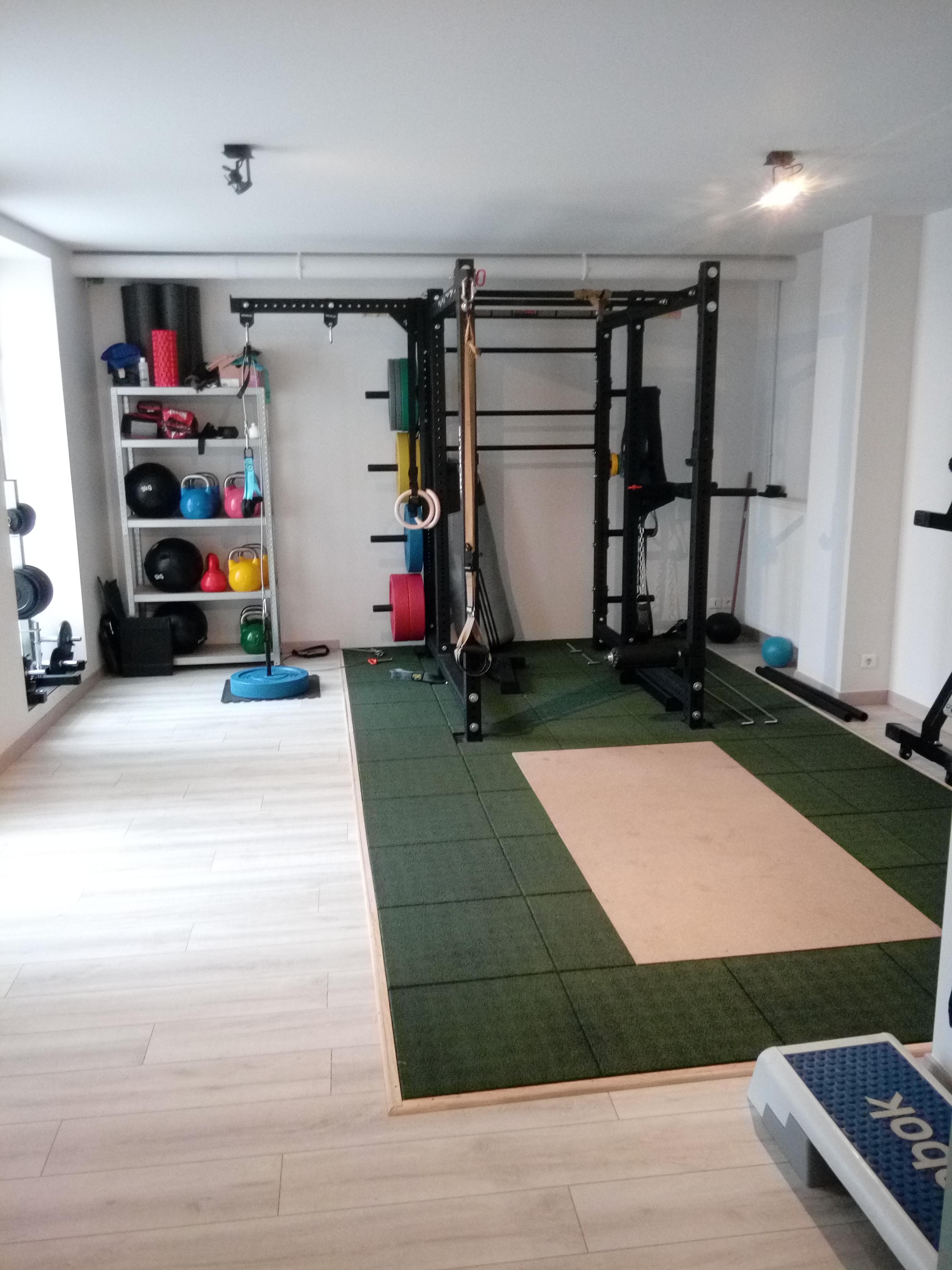 salle coaching