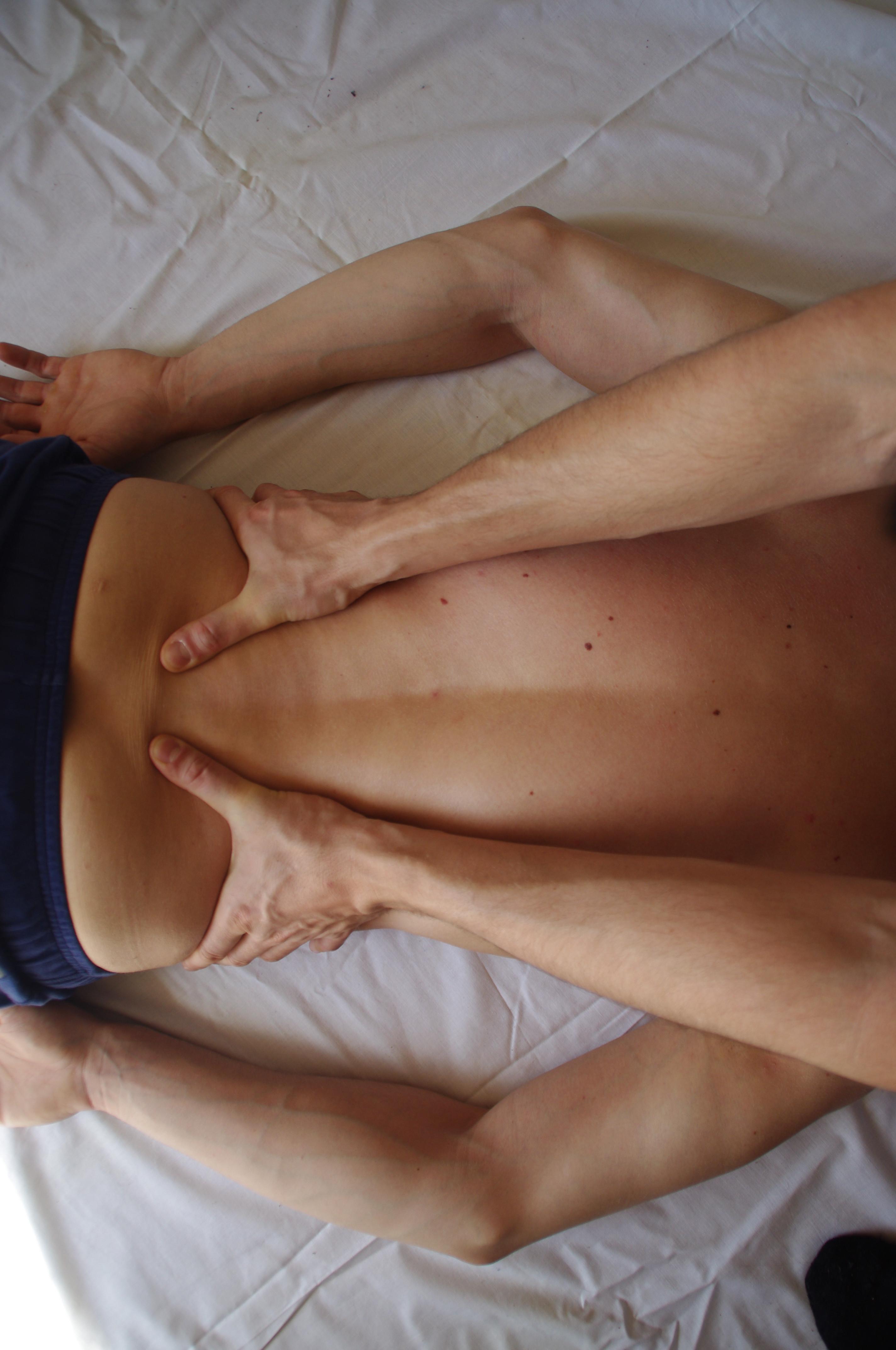 Massage grand relaxant