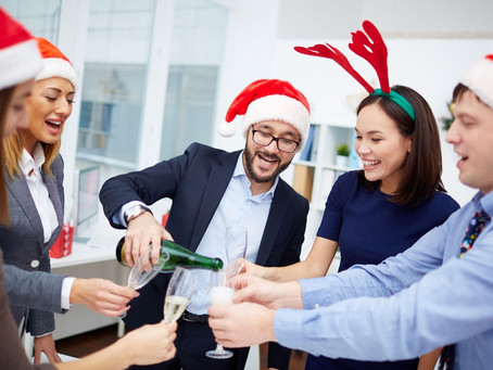 5 Tips For Planning The Perfect Office Christmas Party