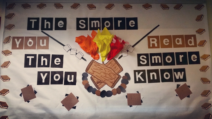 The Smore You Read, The Smore You Know!