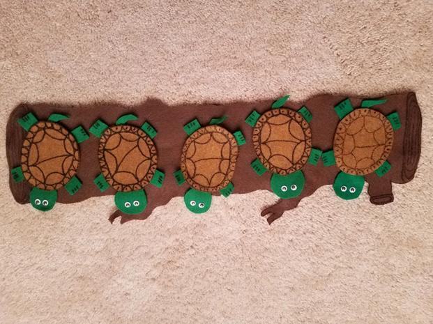 Turtle Splash!