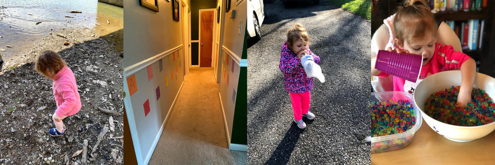 Keeping Busy With A Toddler: Part III