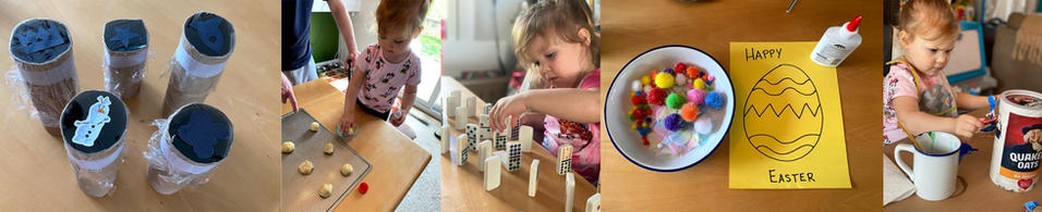Keeping Busy With A Toddler: Part IV