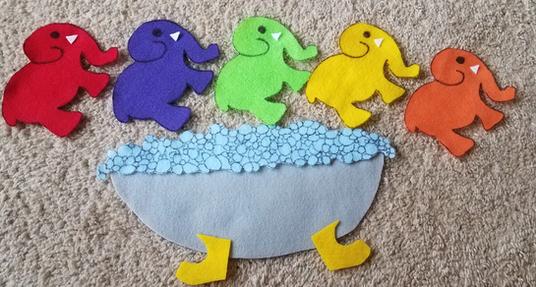 Five Elephants in a Bathtub