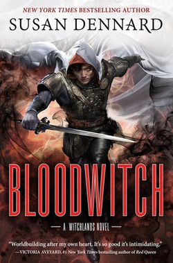 Bloodwitch by Susan Dennard