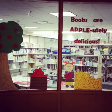Books are APPLE-ultely delicious!