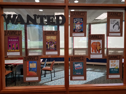 WANTED: Banned Books!