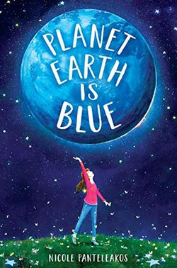 The Planet Earth is Blue by Nicole Panteleakos