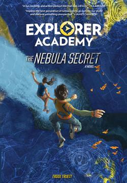 Explorer Academy: The Nebula Secret by Trudi Trueit