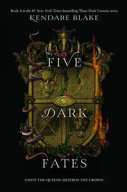 Five Dark Fates by Kendare Blake