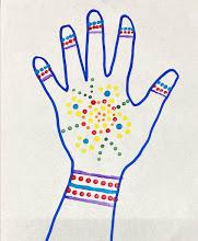 Handprint Henna