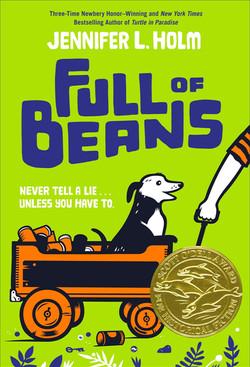 Full of Beans by Jennifer L. Holm