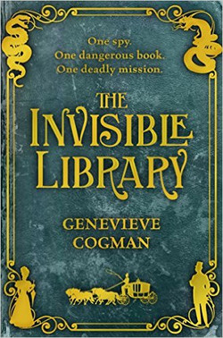 The Invisible Library by Genevieve Gogman
