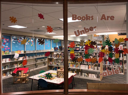 Books Are Unbe-LEAF-able!