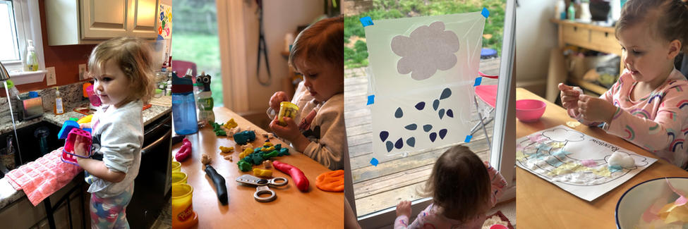 Keeping Busy With A Toddler: Part II