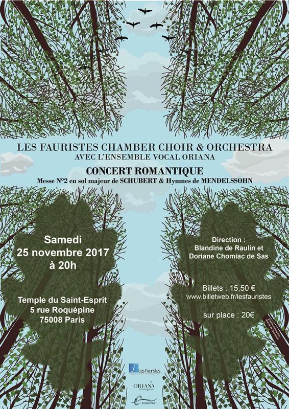 AFFICHE FINALE concert Nov Paris 2