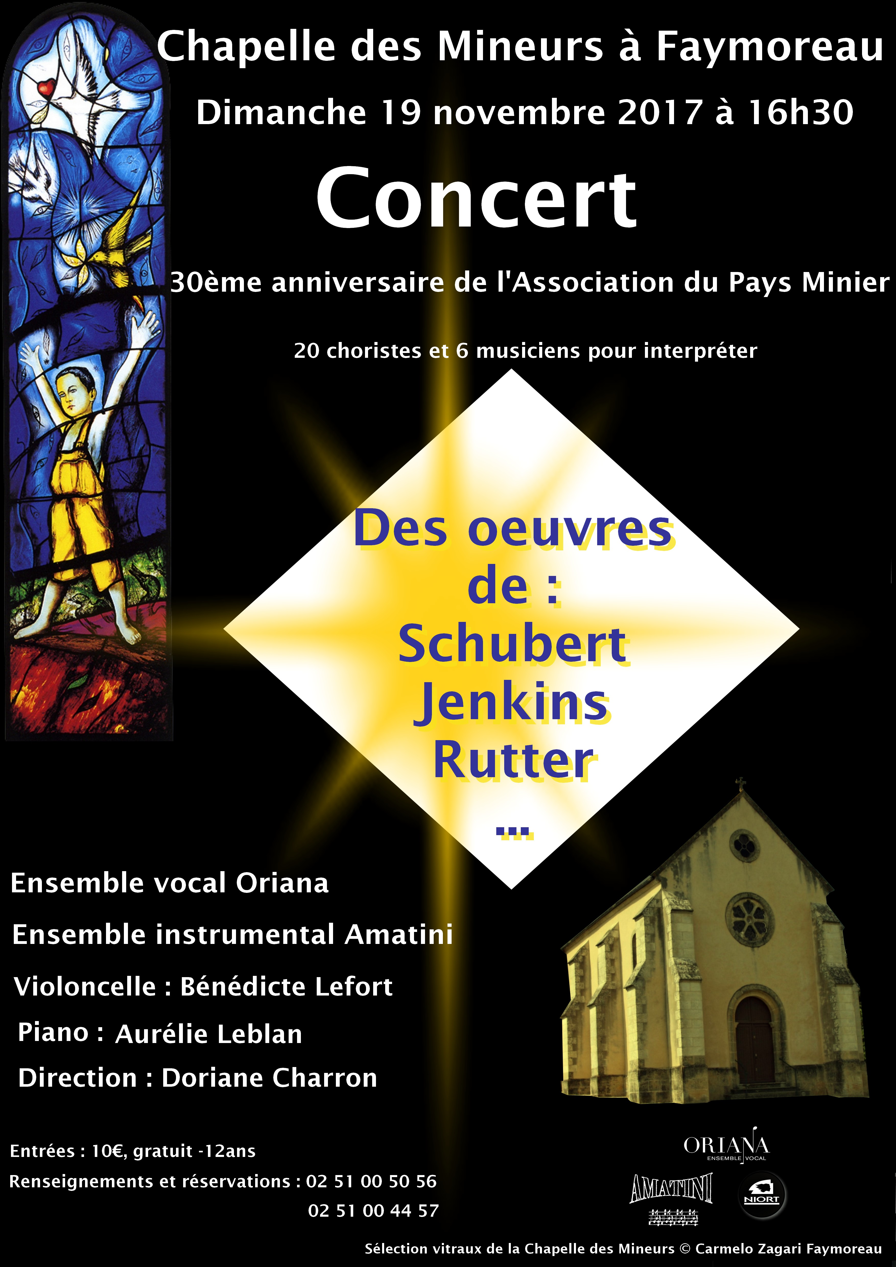affiche concert 2