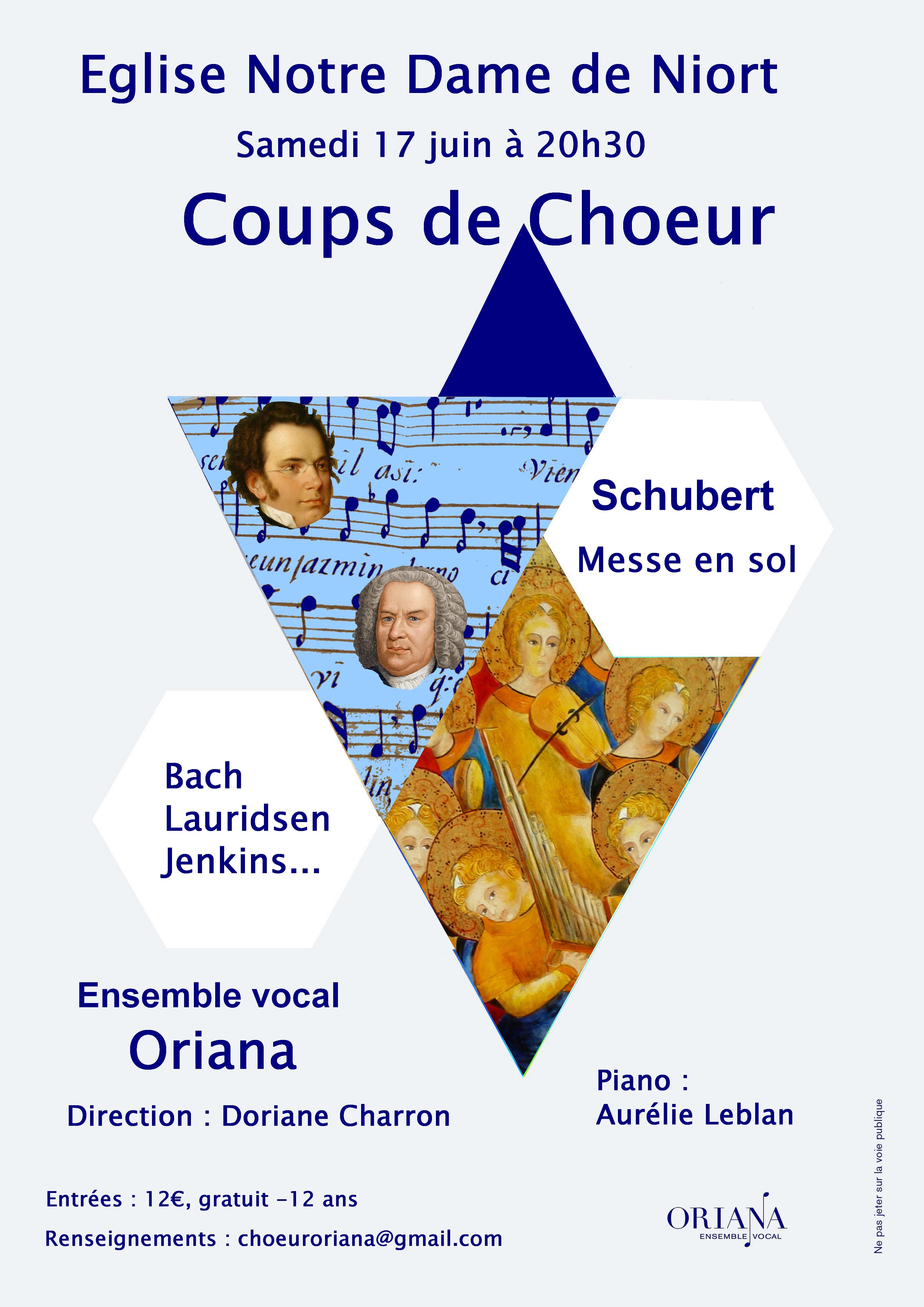 affiche concert oriana juin 17