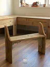 Hippy bench