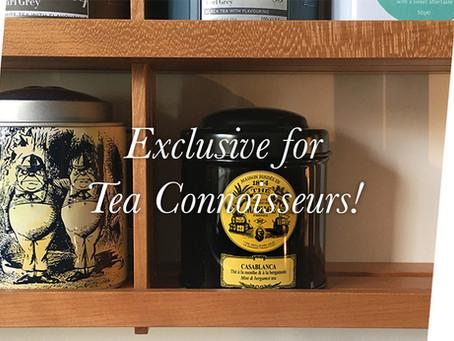 Stornoway Tea Rack