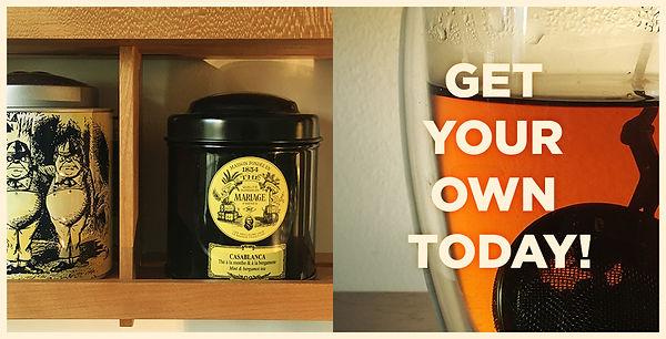 Stornoway Tea Rack patchwork_get your ow